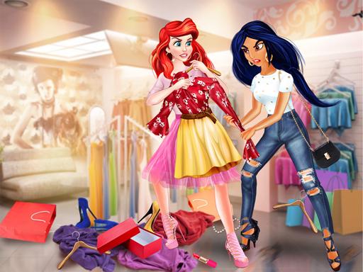 Prenseslerin Alışveriş Çılgınlığı