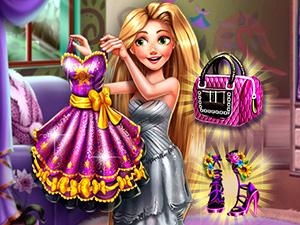 Rapunzel Giydir