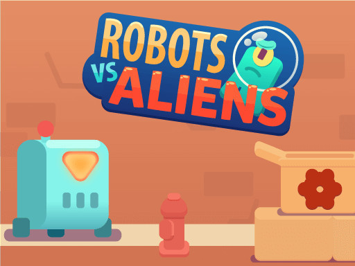 Robot vs Uzaylı