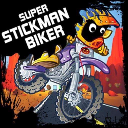 Süper Motorcu Çöp Adam