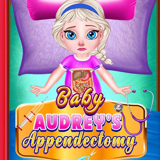 Bebek Audrey Ameliyatı