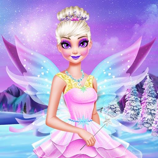 Buz Kraliçe Makyajı