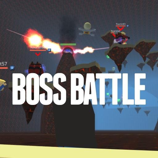 Kogama Boss Savaşı