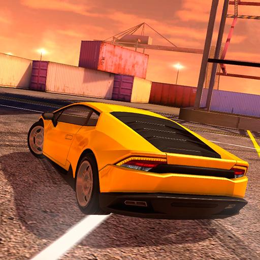 Lamborghini Drift Simülasyonu