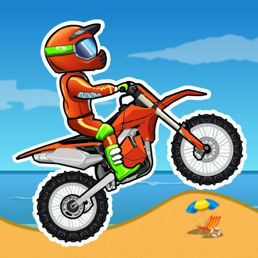 Moto Xm Sahil Yarışı