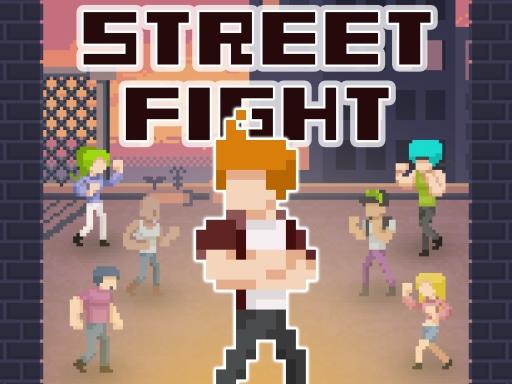 Piksel Sokak Dövüşü