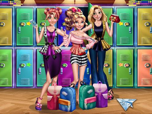 Prensesler Okula Dönüyor