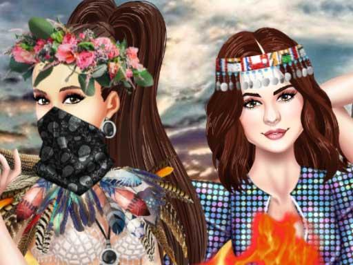 Prenseslerin Festival Modası