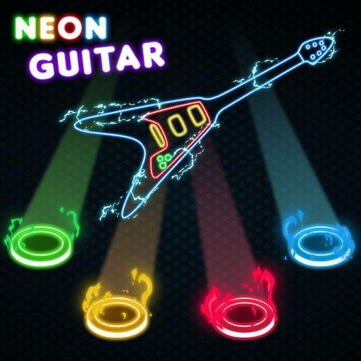 Neon Gitar