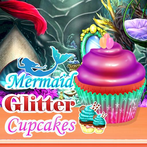 Parıltılı Cupcake