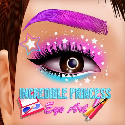 Prensesin Göz Makyajı
