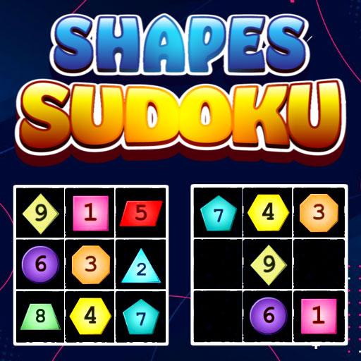 Şekilli Sudoku