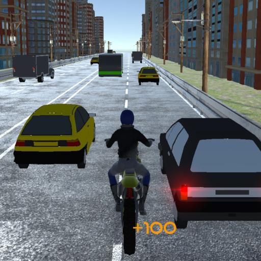 Trafik Motosikleti 2