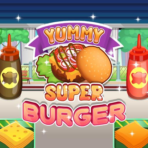 Lezzetli Hamburger Dükkanı