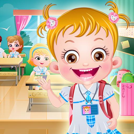 Bebek Hazel Okul Temizliği