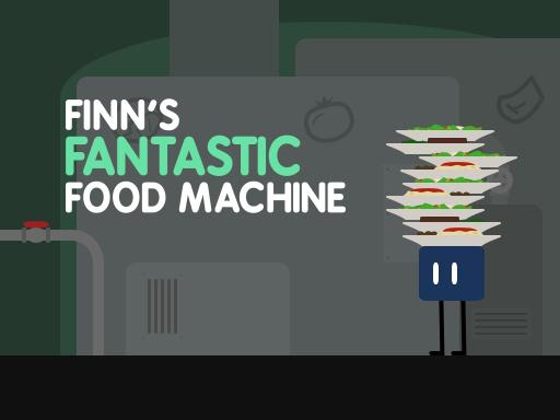 Fantastik Yemek Makinesi