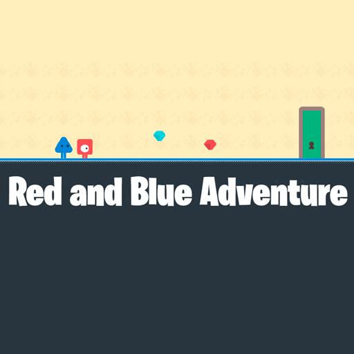 Kırmızı ve Mavi Macera