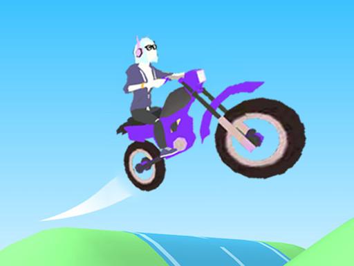 Motosiklet Tırmanışı 2