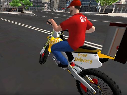 Motosikletli Kurye