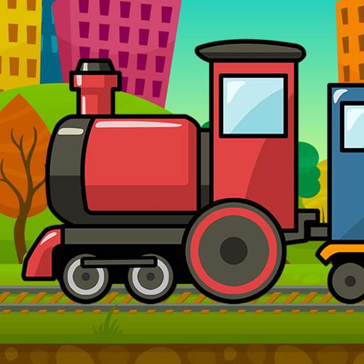 Oyuncak Tren Yapbozu