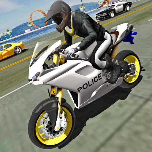 Polis Motosikleti 2