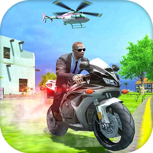 Zorlu Polis Motosikleti