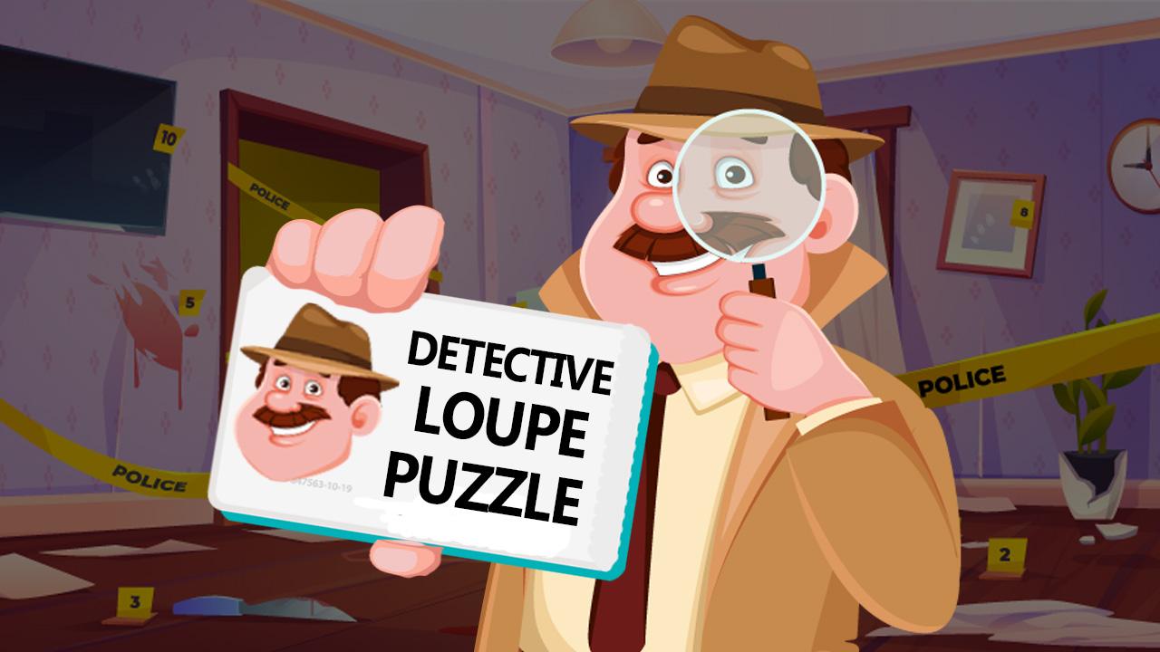 Büyüteçli Dedektif