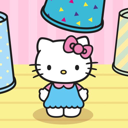 Hello Kitty ve Arkadaşlarını Bul