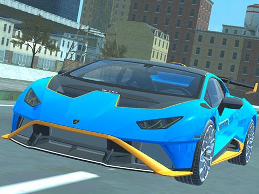 Süper Araba Şoförü