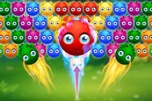 Tatlı Canavar Baloncukları