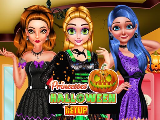 Cadılar Bayramı Prensesleri