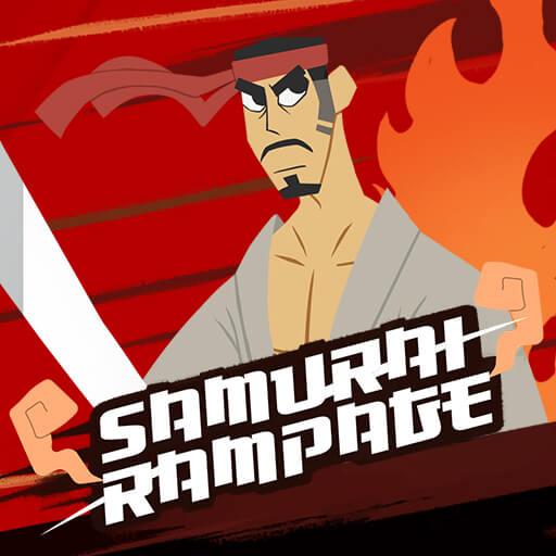Öfkeli Samuray